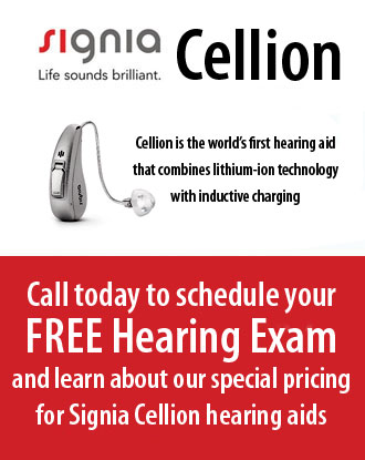 Signia Cellion from Chappell Hearing Care Centers