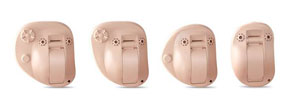 Widex CUSTOM hearing aids at Chappell Hearing Care Center