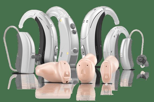 Widex EVOKE 440 Hearing Aids